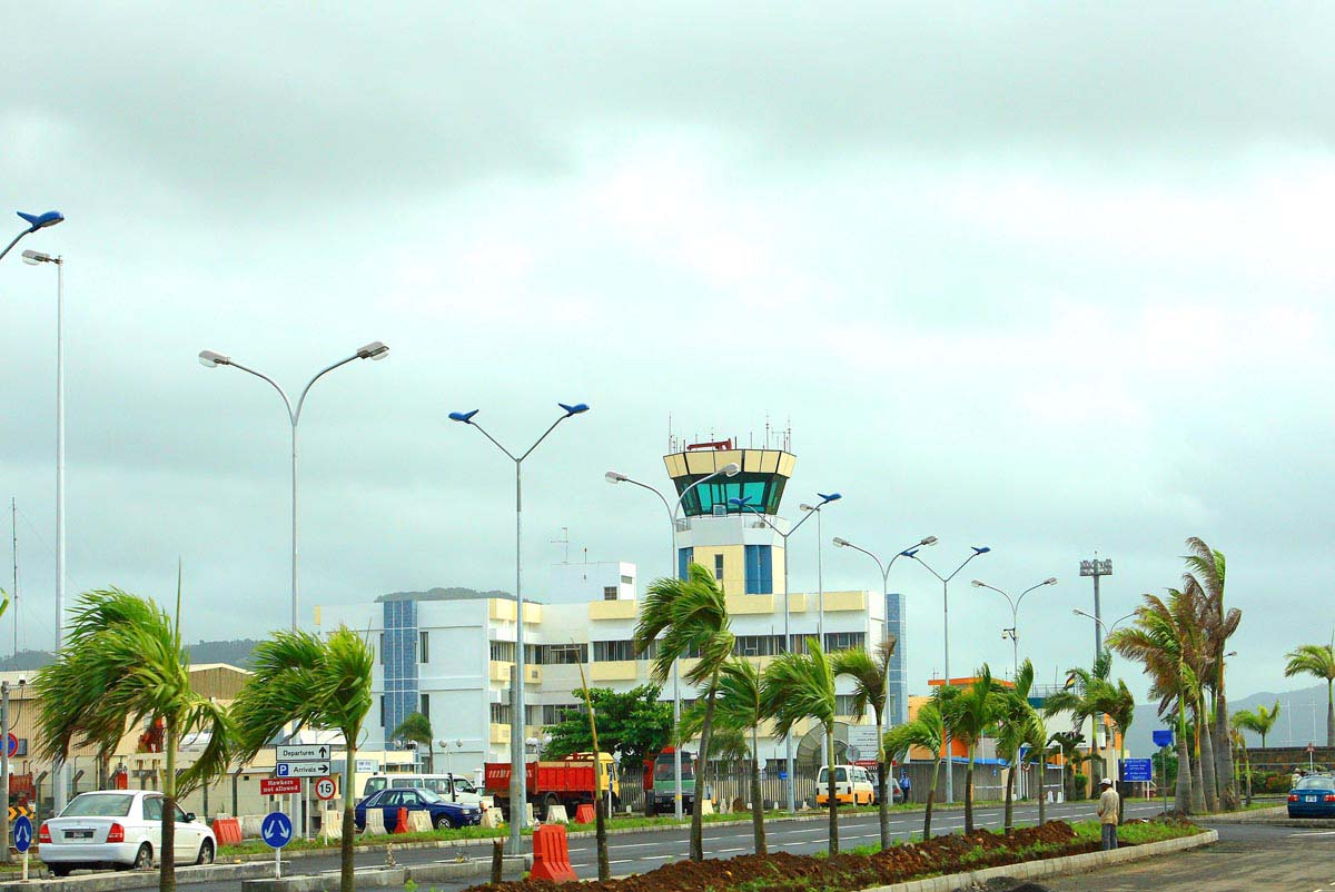 Sir Seewoosagur Ramgoola International Airport (FIMP)